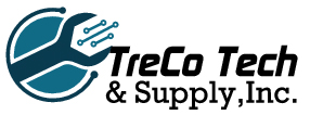 TreCo Tech  & Supply, Inc. 320-101 Habersham Rd, High Point NC 27260, Phone #336-886-2401